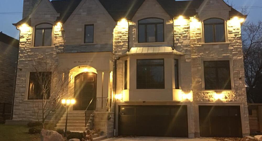Oakville Custom Home 1