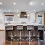 Oakville kitchen renovation 1