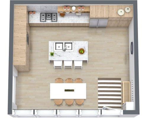 Design plans kitchens